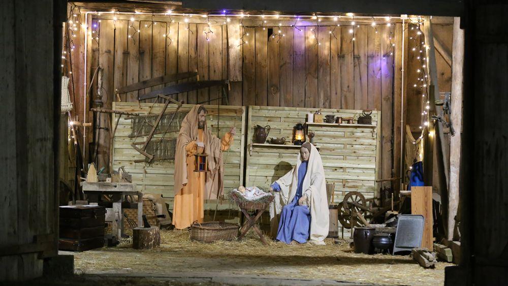 Żywa szopka wprowadzi w świąteczny nastrój