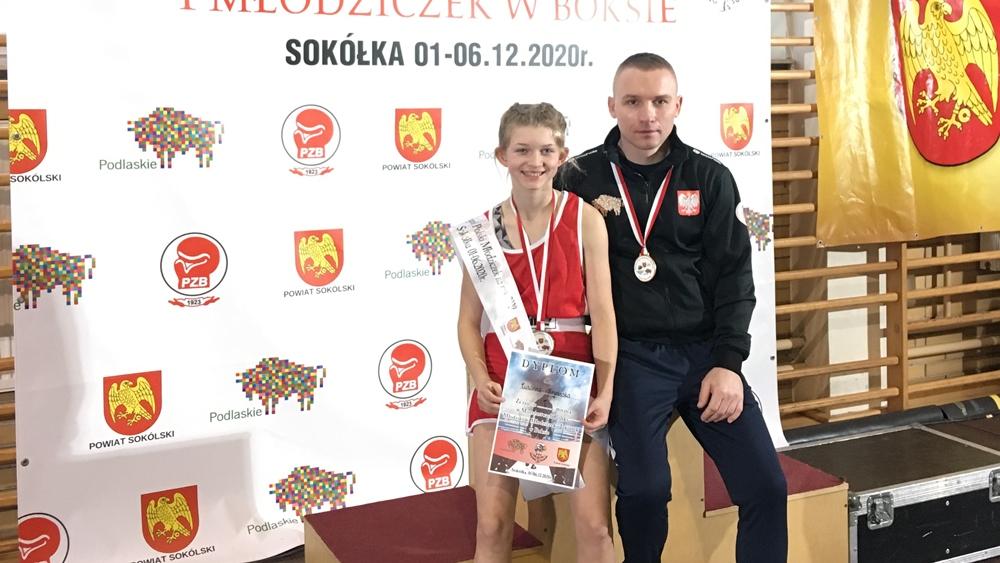 Zuzanna Krysińska Mistrzynią Polski
