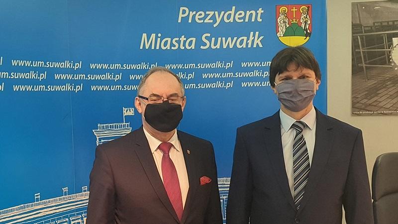 Roman Rynkowski zastępcą prezydenta Suwałk