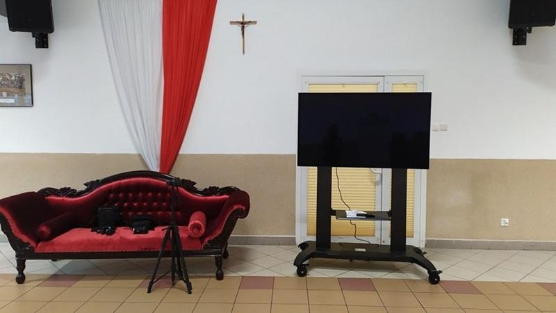 Nowy sprzęt trafił do biblioteki w Bakałarzewie