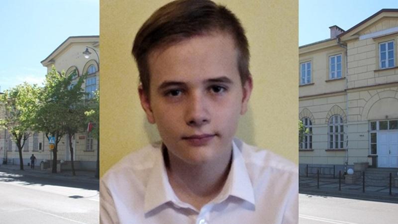 Tymoteusz Orłowski Mistrzem Ortografii 2020