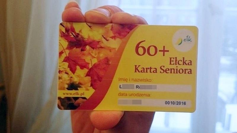 Ratusz zachęca do wyrobienia Karty Seniora