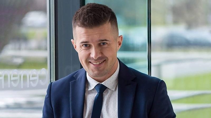 Jest nowy dyrektor Miejskiego Ośrodka Sportu i Rekreacji w Ełku