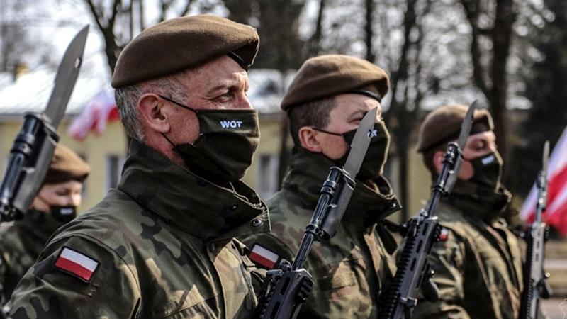 Nowi terytorialsi będą chronić i pomagać