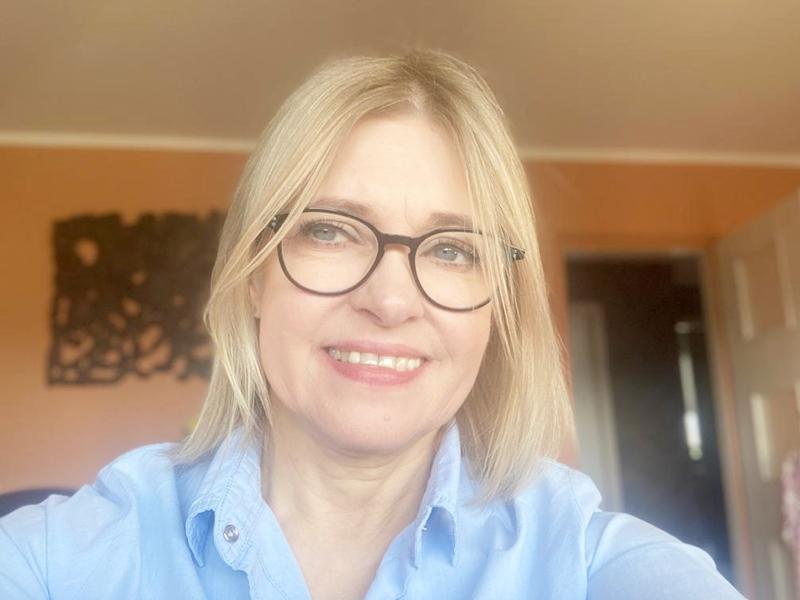 Ewa Drzymkowska ze Stowarzyszenia IMPULS