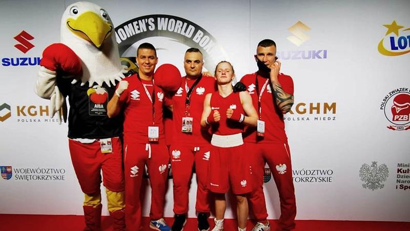 Natalia Kuczewska powalczy o złoto!