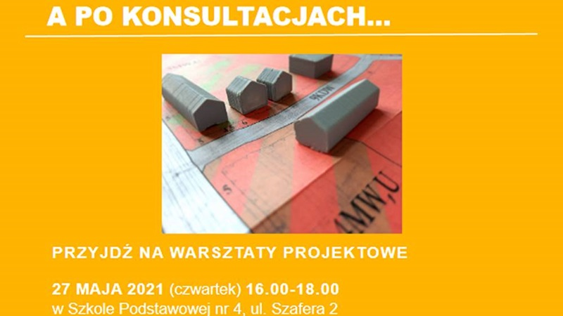 "Ostatni etap konsultacji ""Ełk-Stadion"""