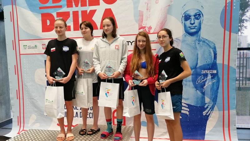 Wypływali medale