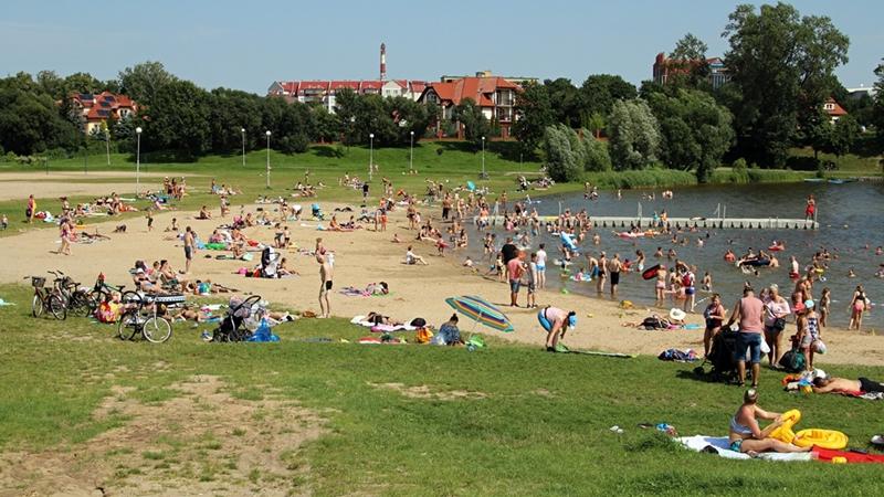 W Ełku startuje sezon kąpielowy